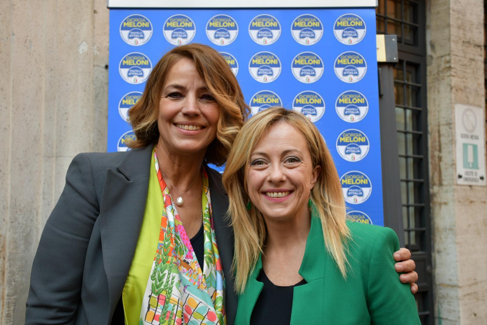 EUROPEE – Elisabetta Gardini entra nella squadra di Fratelli d'Italia-  Primapagina.tv